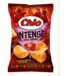 Chio chips 65g Intense paradicsom-chili-bors ízû