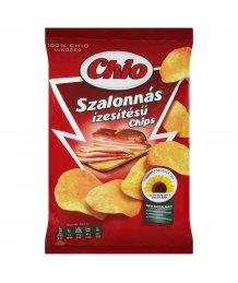 Chio chips 75g szalonnás baconos