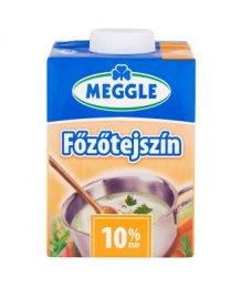 Meggle fõzõtejszín UHT 10% 500ml