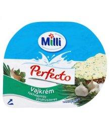 Milli Perfecto vajkrém 200 g fokhagymás-zöldfûszeres