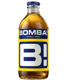Bomba energiaital 250ml üveges