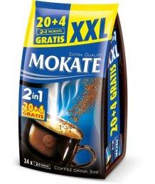 Mokate 2:1 instant kávé XXL (20+4)*14g