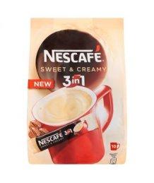 Nescafe 3:1 10*17g sweet and creamy
