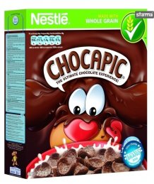 Nestle gabonapehely 250g Chocapic