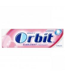 Orbit rágógumi 10db 14g Blueberry mint