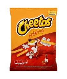 Cheetos kukoricasnack 43g ketchup ízû