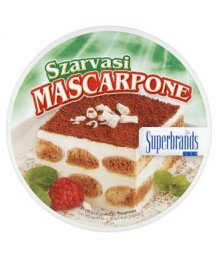 Szarvasi mascarpone 250g