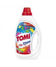 Tomi mosógél 20 mosás 1l color