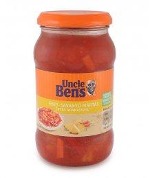 Uncle Ben's mártás 400g édes-savanyú ananászos