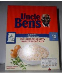 Uncle Ben's fõzõtasakos hosszúszemû rizs 500g