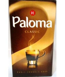 Douwe Egberts Paloma kávé 225g õrölt