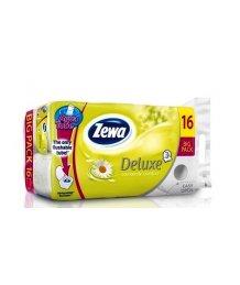 Zewa Deluxe toalettpapír 3 réteg 16 tekercs kamilla illat