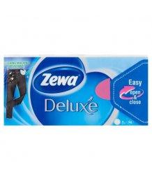 Zewa Deluxe papír zsebkendõ 3 rétegû 90db normál