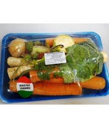 Vegyes zöldség csomag 800g