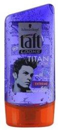 Taft hajzselé 150ml Titan Looks