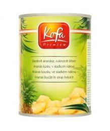 Kofa ananász konzerv darabolt 340g/565g