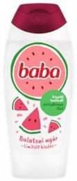Baba tusfürdõ 400ml görögdinnye