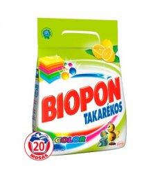 Biopon mosópor 1,4kg (20 mosás) Color
