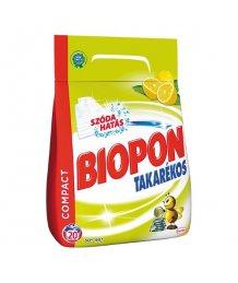 Biopon mosópor 1,4kg (20 mosás) Normál