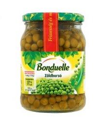 Bonduelle zöldésgkonzerv zöldborsó üveges 375g/580ml