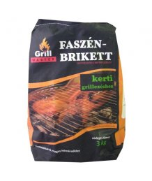 Brikett grill szén 3kg