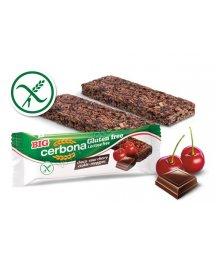 Cerbona gluténmentes müzliszelet 35g csokis-meggyes