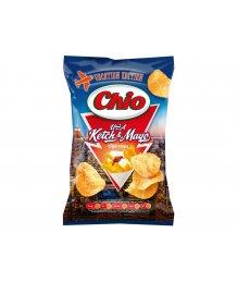 Chio chips 65g holiday usa Ketchup & Mayonnaise ízû