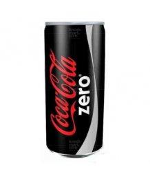 Coca Cola szénsavas üdítõ 0,33l Zero dobozos