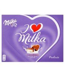 I Love Milka tejkrémes desszert 120g