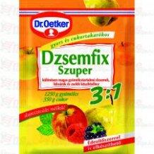 Dr. Oetker dzsemfix 3:1 25g super