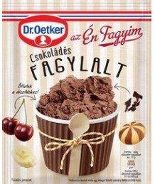 Dr. Oetker fagyipor 96g csoki
