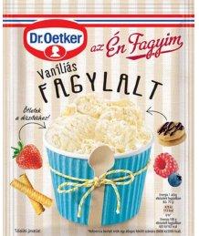 Dr. Oetker fagyipor 82g vanilia