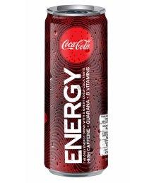 Coca energiaital 0,25l classic dobozos
